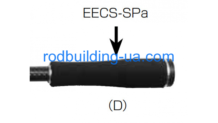 ECS-SP -D Butt Grip