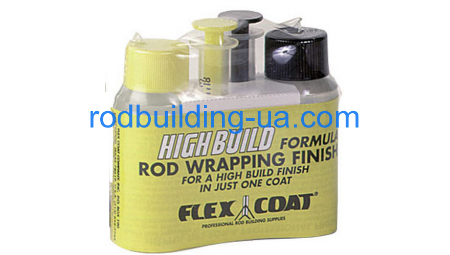 Flexcoat Rod Finish High Build formula