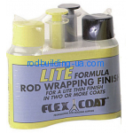 Flexcoat Rod Finish Lite Build formula
